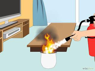 Hướng dẫn Sử dụng bình chữa cháy đúng cách