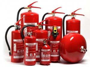 Báo giá các loại bình chữa cháy 2018
