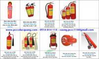 Mua bán bình chữa cháy giá rẻ tại Bình Dương