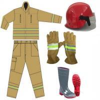 Trang phục chữa cháy theo thông tư 48/2015/TT-BCA quy định