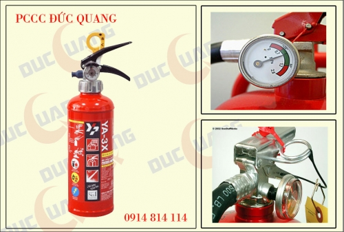 bình chữa cháy mini 1kg-2kg giá rẻ