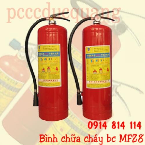 Bình chữa cháy BC MFZ8