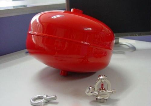 Qua cầu chữa cháy tự động ABC 6kg